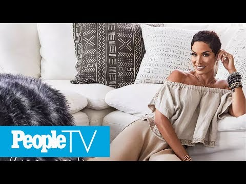 Nicole Murphy House Tour: It's Perfect For Relaxing & Enjoying Family Time | PeopleTV