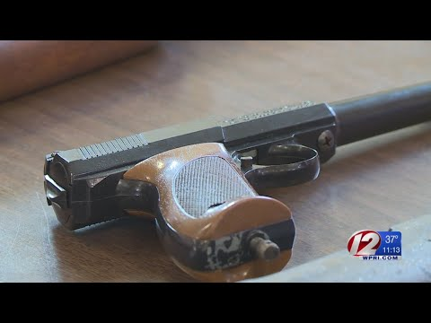 'Guns for Groceries' event held in Fall River