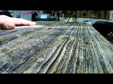 travail du bois part 3 fabrication d 39 une table bass doovi. Black Bedroom Furniture Sets. Home Design Ideas
