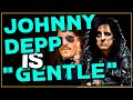 Alice Cooper SUPPORTS Johnny Depp PUBLICLY!