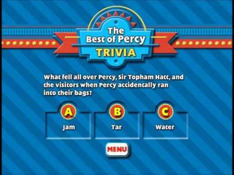 Best of Percy Extra: Trivia Questions