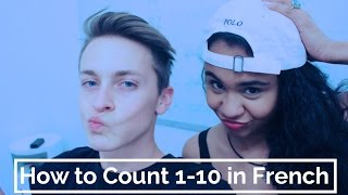 How to Count 1-10 in French