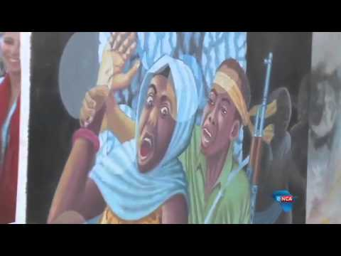 Celebration and fine art as Somalia emerges from civil war