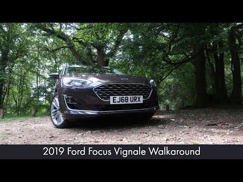 2019 Ford Focus Vignale Walkaround