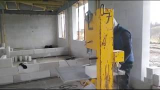 Aktualności z placu budowy #9 Kanaliza gotowa a mury do góry.
