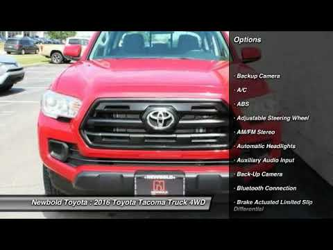 2016 Toyota Tacoma Ou0027Fallon IL T10569