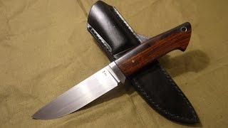Нож ручной работы: Arizona camper #3. 20cv(По вопросам заказов пишите на почту: ivn-f@yandex.ru., 2016-01-19T18:17:49.000Z)