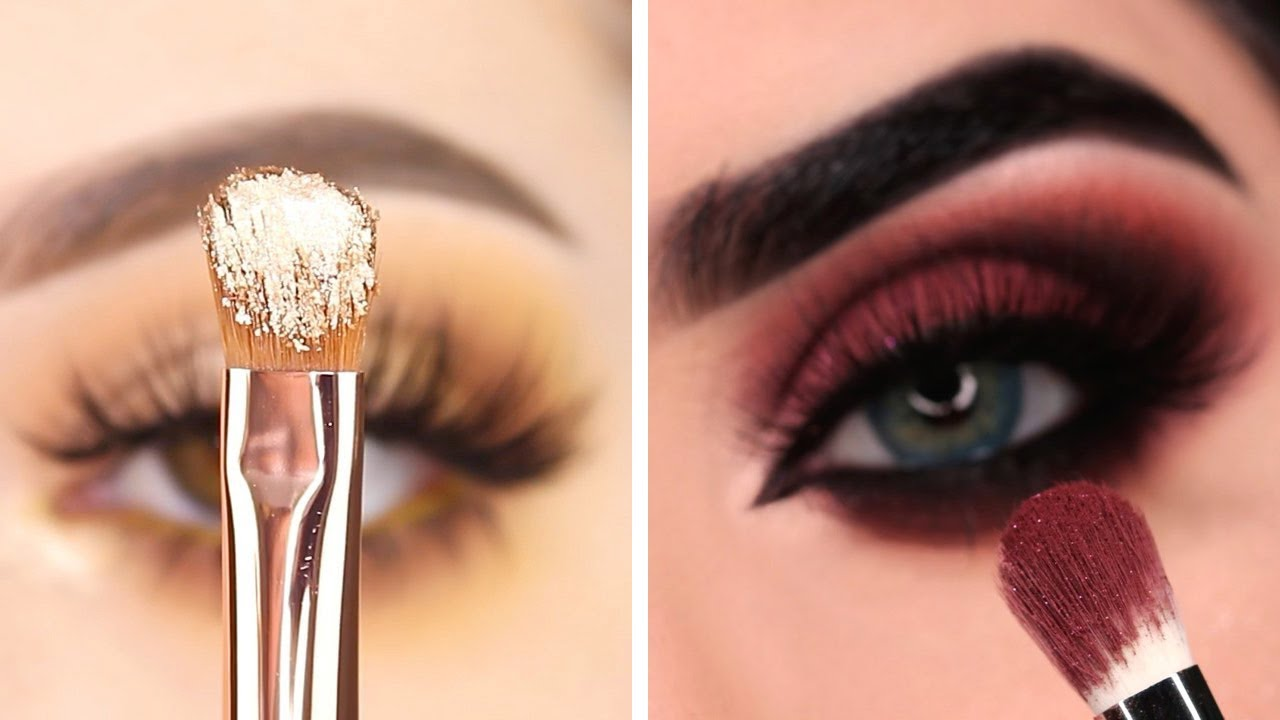14 easy eye makeup looks that are so dramatic!