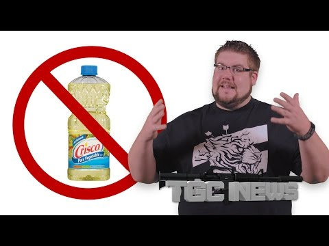 LubeGate 2015, Best 22 can, Worst Product of 2015 - TGC News!