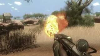 Far Cry 2 Flamethrower  DX10 PC