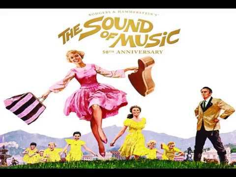 The sound of music - Julie Andrews + lyrics