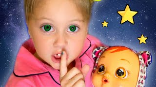 Rock-a-bye Baby Like CoComelon Nursery Rhymes & Kids Songs with Eva Surprise