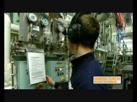 Engineering Technician Marine Engineering