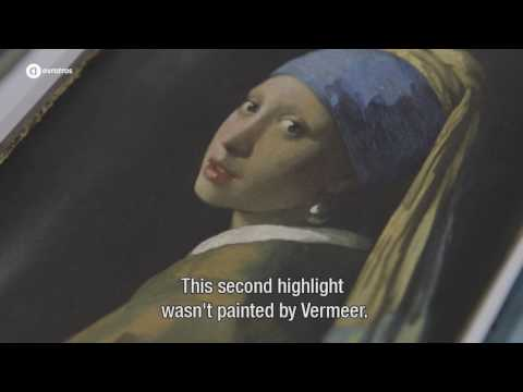 Reconstructing Vermeer – X-ray discovery on 'Girl with a Pearl Earring'