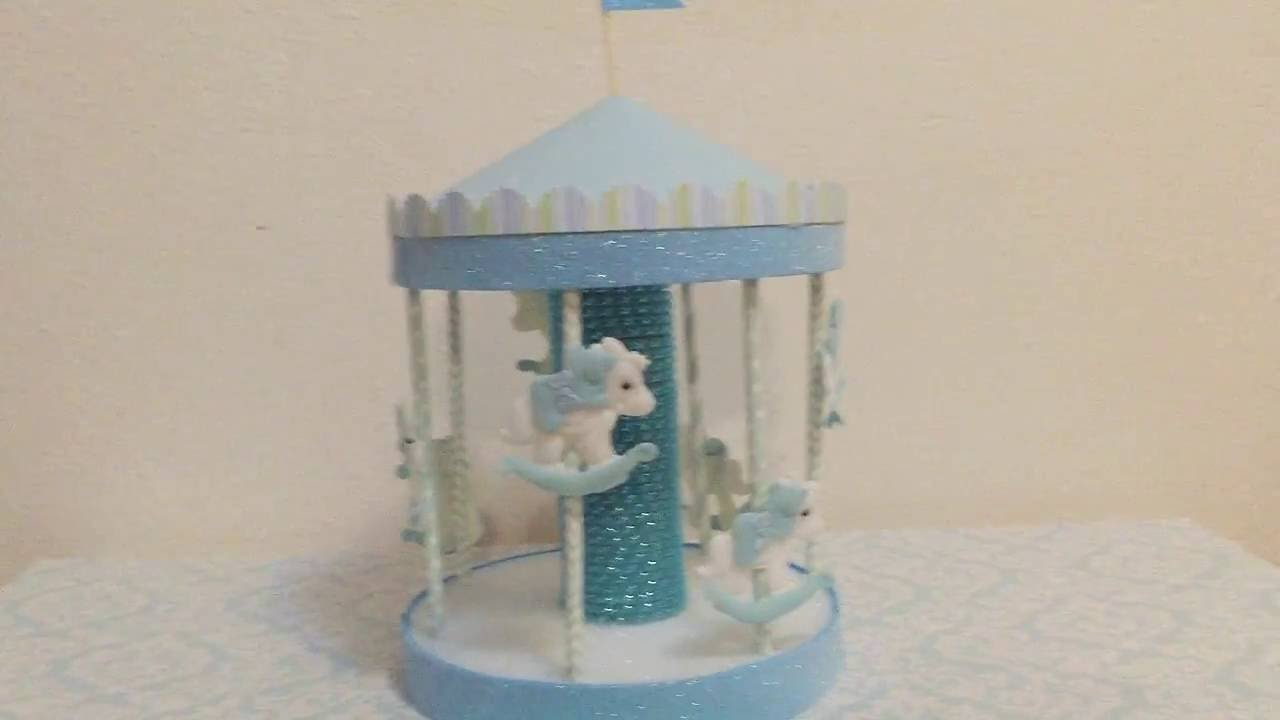 Baby Shower Carousel Youtube