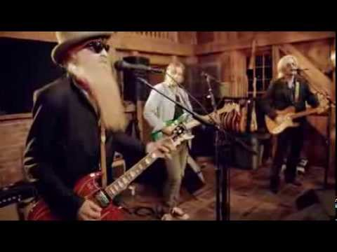 Billy Gibbons -- Sharp Dressed Man [Live from Daryl