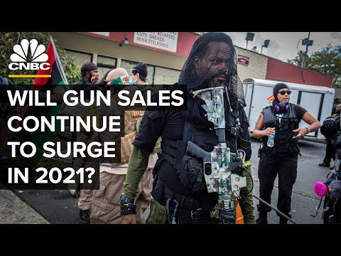 Will Gun Sales And Gun Stocks Continue To Surge In 2021?