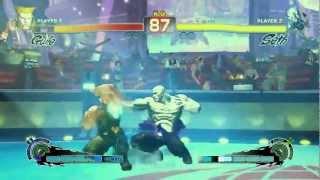 Super Street Fighter 4 AE Jay-r (Gui) vs Ice (Seth)