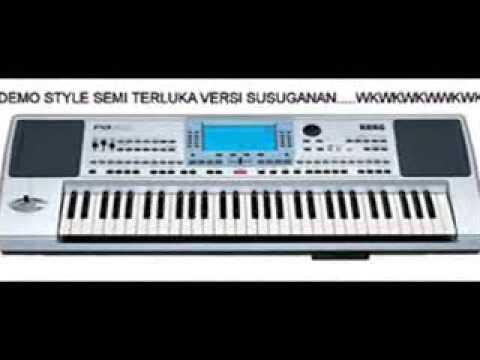 sample style terluka elvy .s.