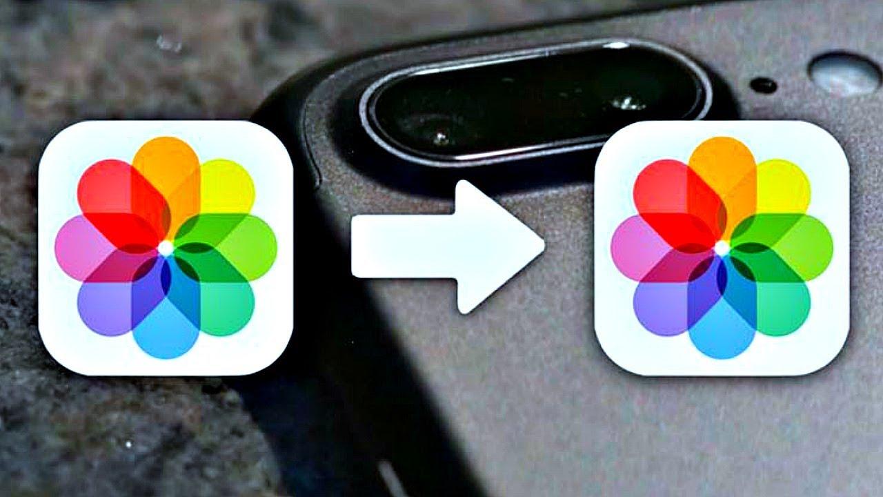 Как перенести фото с одного iPhone на другой?! - YouTube