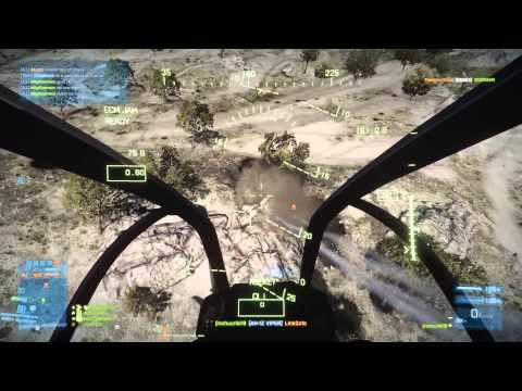 BF3 Conquest Large on Kharg Island
