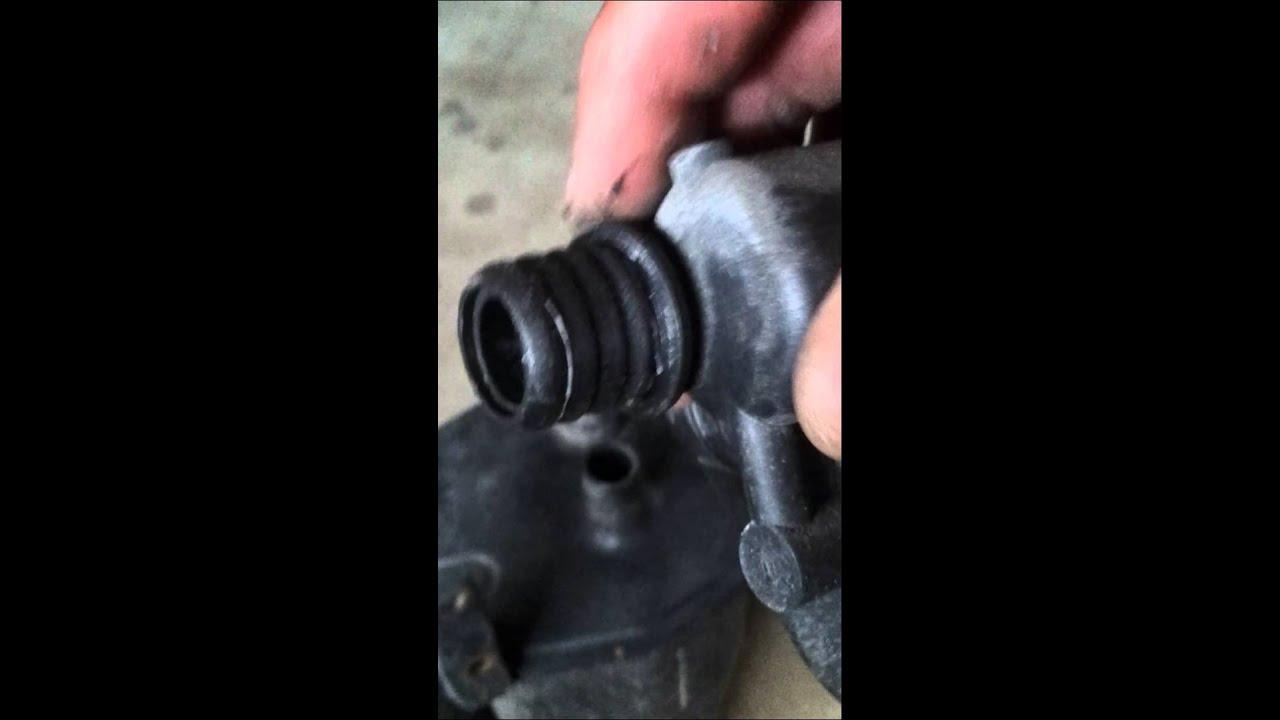 Bmw E90 Leak Detection Pump Dmtl Pump Replacement Youtube