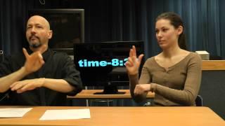 American Sign Language - ASL Lesson 47 part 1