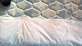 how to make a mattress cover