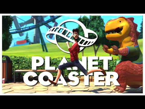 Planet Coaster Gameplay - First Impressions