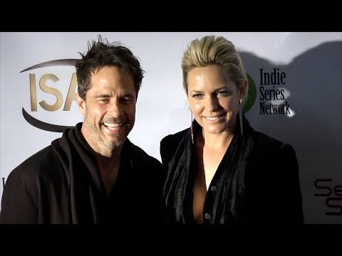 Shawn Christian and Arianne Zucker 9th Annual Indie Series Awards Red Carpet
