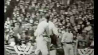 "La Leyenda de George Herman Ruth  ""Babe Ruth"""