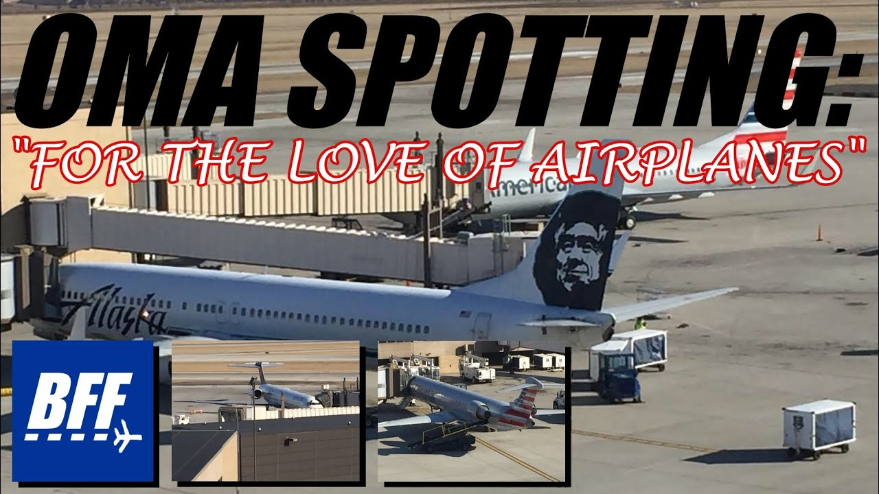 [HD] OMA Spotting: For The Love Of Airplanes | BFF S6