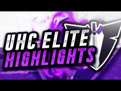 UHC ELITE HIGHLIGHTS (Minecraft: Event)
