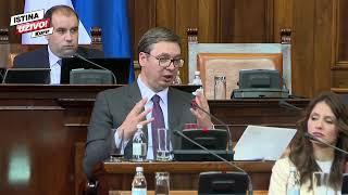 KAKO ĆE SRBIJA REAGOVATI NA DEŠAVANJA NA SEVERU KOSOVA I METOHIJE? (KURIR TV UŽIVO)