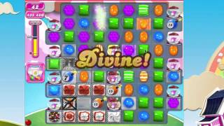 Candy Crush Saga Level 990  No Booster  BEAT IN 12 MOVES