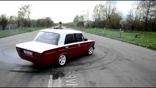 KA4KA RU Drift Na VAZ 2106 !