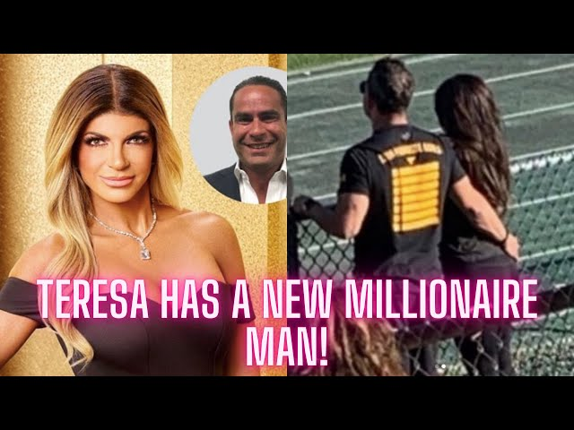 Teresa Giudice Has Confirmed Her New Millionaire Man!