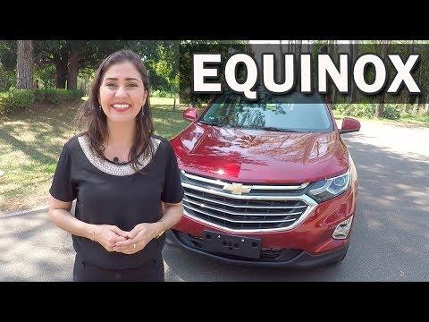 Chevrolet Equinox 2.0 Turbo Premier 2018 em Detalhes
