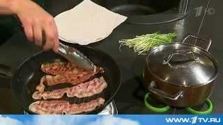 Испанский суп из зеленого горошка от Ольги Баклановой (Вся Соль)