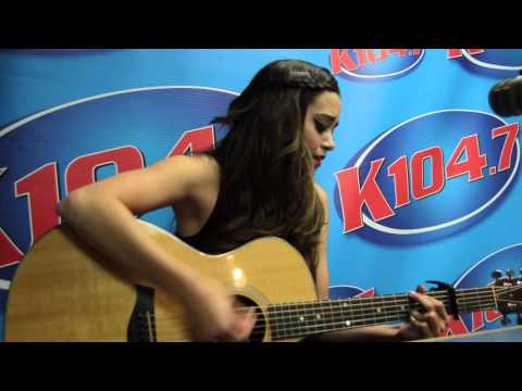 Megan Nicole Interview at K104
