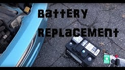 How to replace dead battery on your MINI COOPER. Step by step tutorial PLEASE SUBSCRIBE