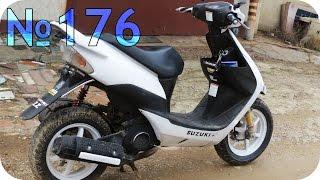 Suzuki 100 taolo dyuymli up ZZ. Ремонт