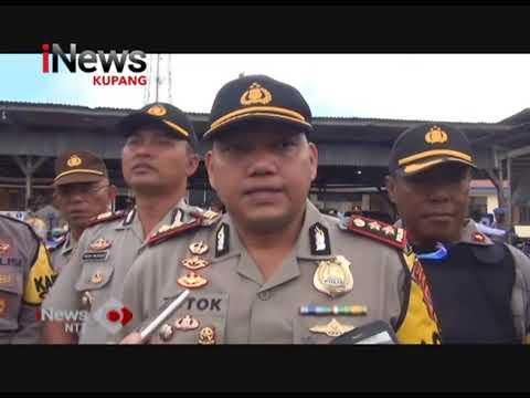 INews NTT - Kapolres TTS Pimpin Apel Kesiapan Pilkada Di TTS