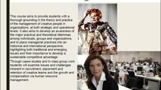Fashion Business Management Ma