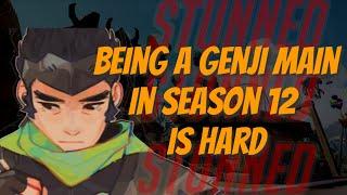 *The Life Of A Genji Main In Season 12* #133