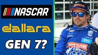 Dallara and NASCAR Team-Up for Gen 7? | NO Full IndyCar Season for Alonso - This Week in Racing