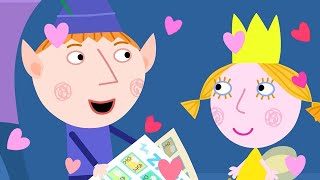 Ben and Holly's Little Kingdom Full Episodes | Granny and Grandpapa | Kids Videos