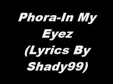Phora - In My Eyez (Lyrics)