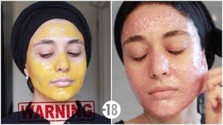 1ère experience épilation visage et la vérité sur le masque à la gélatine | Muslim Queens by Mona