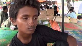قصص مفزعة يرويها أطفال من ميانمار